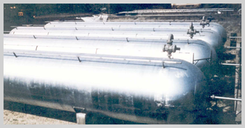 Corrosion protection for pipes.